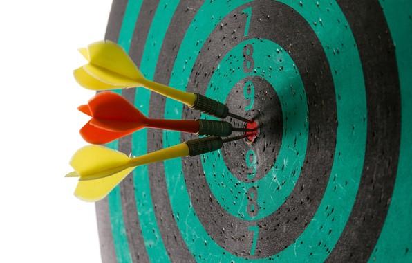 Picture colors, three, darts