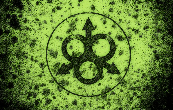 Picture sign, symbol, Warhammer, Nurgl, Warhammer, Nurgle, mark of chaos, seal of chaos
