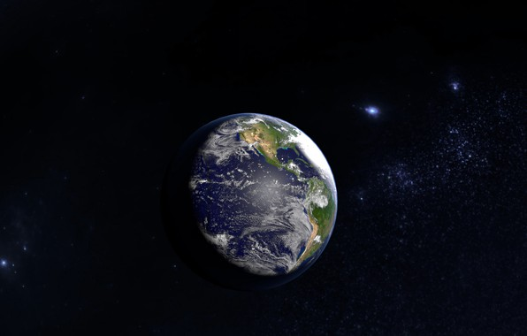 Picture earth, space, universe, planet, outer space