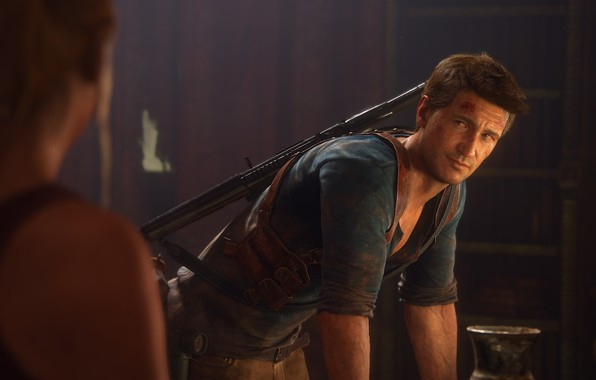 Picture look, Naughty Dog, Playstation 4, Uncharted 4, Nathan Drake, Elena Fisher