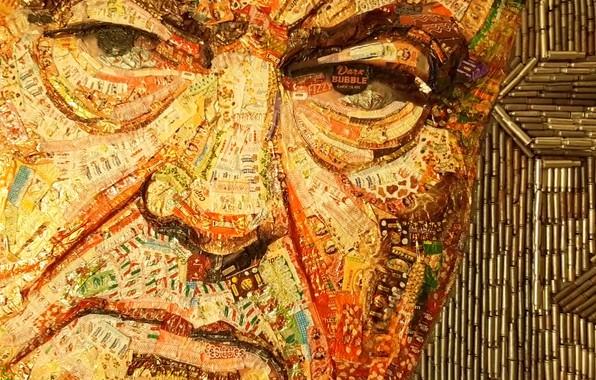 Picture Candy, Picture, Men, Mosaic, Petro Poroshenko
