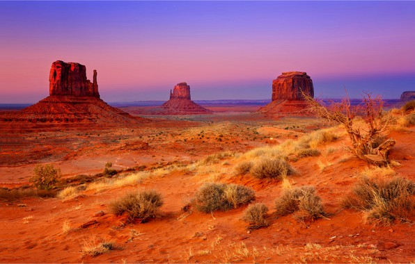 Picture landscape, nature, rocks, desert, beauty