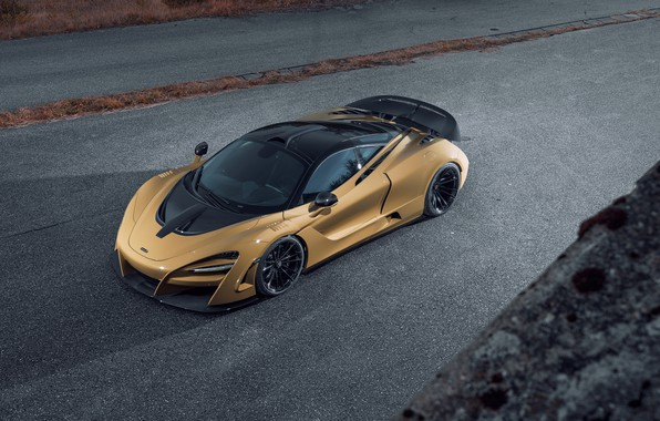 Picture McLaren, supercar, the view from the top, 2018, Novitec, N-Largo, 720S