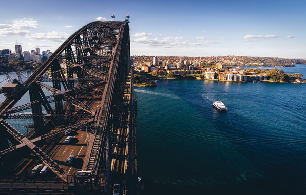 Picture Sydney, New South Wales, The Rocks
