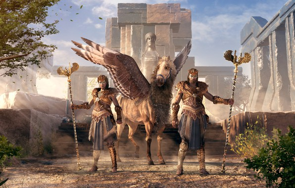 Picture Ubisoft, Assassin's Creed, Odyssey, 2019, Assassin's Creed Odyssey
