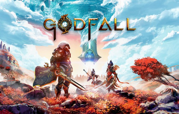 Picture game, Epic Games, GodFall