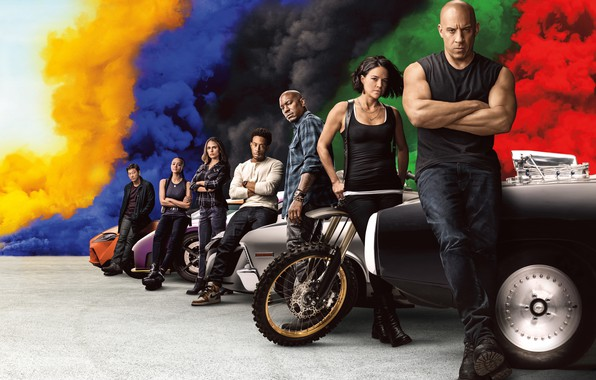 Picture 2020, The fast and the furious 9, Fast & Furious 9, Fast and Furious 9