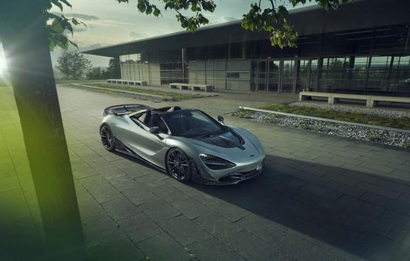 Picture machine, McLaren, spider, Novitec, 720S