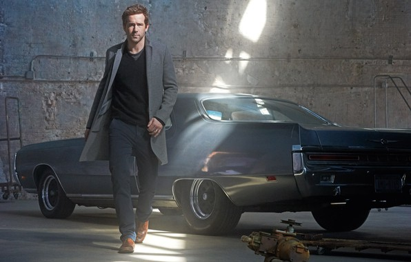Picture auto, look, male, Ryan Reynolds