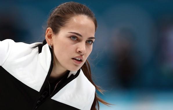 Picture girl, sport, beauty, sport, girl, beautiful, Curling, beautiful, beauty, champion, Nastya, Nastya, sportswoman, Curling, Anastasia …
