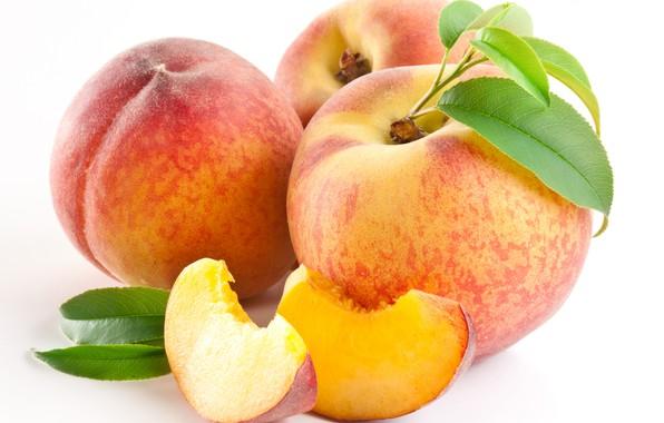 Picture fruit, peaches, treat