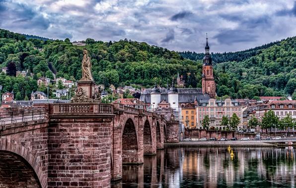 Picture Germany, Baden-Württemberg, Heidelberg