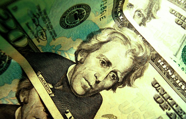 Picture money, dollar, banknotes