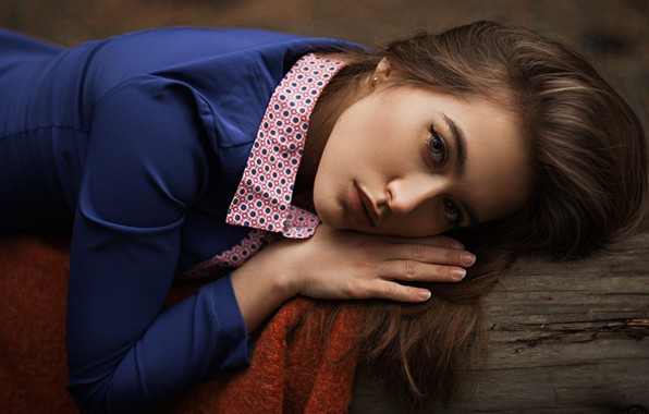 Picture look, Girl, lies, Ilya Baranov, Alina Baranova