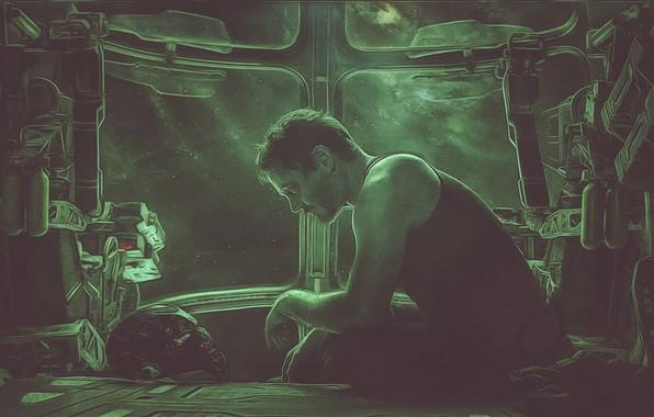Picture art, robert downey jr, iron man, art, iron man, the Avengers, avengers, Robert Downey Jr., …