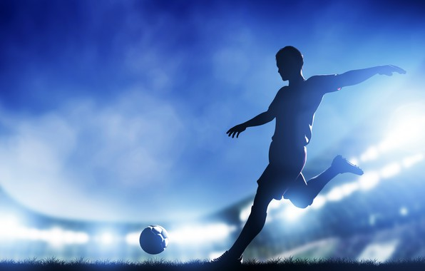 Picture photo, The ball, Sport, Football, Male