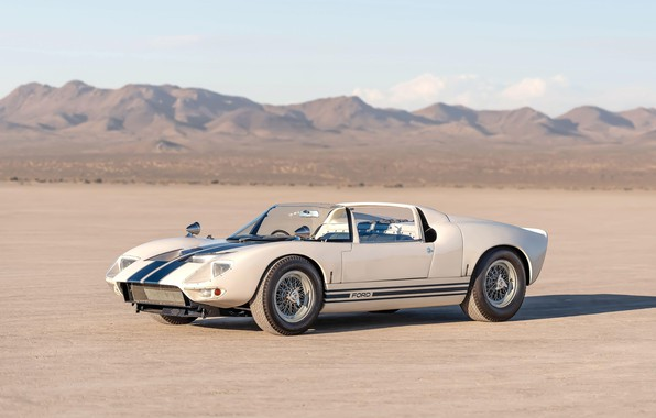 Picture Roadster, 1965, Ford GT40, Prototype (GT108)