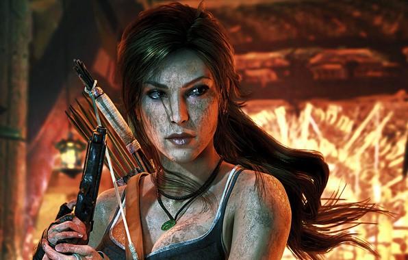 Picture Lara Croft, Tomb Raider, Tom Raider