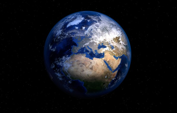 Picture Planet, Space, Earth