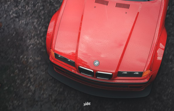 Picture BMW, Microsoft, game art, Forza Horizon 4, by Wallpy