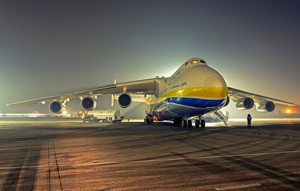 Picture Mriya, The an-225, transport, Antonov-225