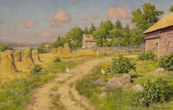 Picture Johan Krouthen, Swedish artist, Swedish painter, Johan Krowten, oil on canvas, Johan Frederik Krowten, Johan …