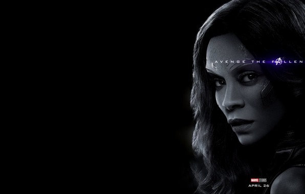 Picture Gamora, Avengers: Endgame, Avengers Finale, Terpily Thanos, Sister Of Sodom, Daughter-in -stone