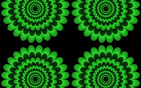 Picture Optical illusion, Illusion, Abstract pictures