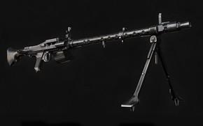 Picture Germany, Machine gun, MG34