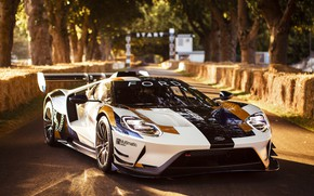 Picture lights, Ford, Ford GT, sports car, Mk II