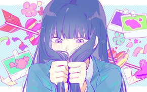 Picture girl, Kimi ni Todoke, To reach you, Sawako Kuronuma, the arrow of love