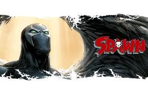 Picture Wings, Hero, Mask, Comic, Superhero, Hero, Comics, Mask, Wings, Comics, Superhero, Spawn, Spawn, Al Simmons, …