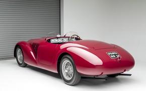 Picture Spokes, Ferrari, Classic, 1947, Classic car, Sports car, Sports car, Ferrari 125 Sport