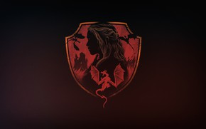 Wallpaper Minimalism, Background, Art, Game of Thrones, by Vincenttrinidad, Vincenttrinidad, by Vincent Trinidad, Vincent Trinidad, House ...