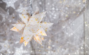 Picture winter, crystal, background, holiday, Shine, Christmas, New year, Christmas decorations, Christmas decorations, новогодние декорации