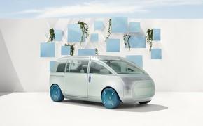 Picture Concept, 2021, MINI Vision Urbanaut