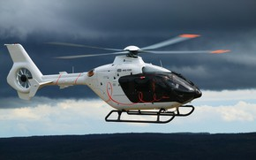 Picture Helicopter, EC135, Eurocopter EC135