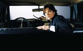 Picture the series, Supernatural, Supernatural, Sam