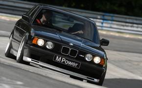 Picture BMW, E34, 5-Series, M5