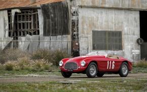 Picture Ferrari, Classic, 1950, Classic car, Barchetta, Sports car, Ferrari 166 MM Barchetta, Ferrari 166