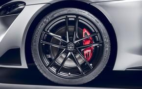 Picture wheel, Toyota, Supra, 2020, GR Above, A90, 2.0L