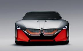 Picture coupe, BMW, front, 2019, Vision M NEXT Concept