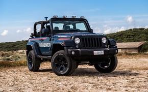 Picture 2018, Carabinieri, Wrangler, Jeep