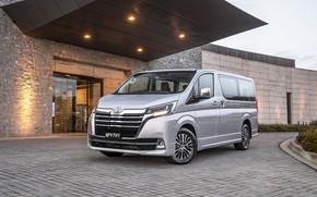 Picture auto, photo, Toyota, 2019, Granvia