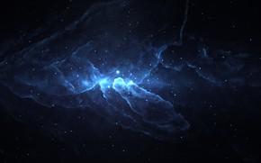 Picture Stars, Space, Nebula, Fantasy, Art, Stars, Space, Art, Fiction, Nebula, StarkitecktDesigns, by StarkitecktDesigns, Atlantis Nebula