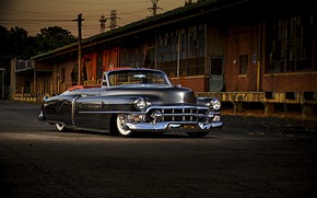 Picture Cadillac, Car, Old, Convertible