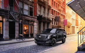 Picture Cadillac, Cadillac Escalade, Sport Edition, 2019, Cadillac Escalade Sport Edition 2019