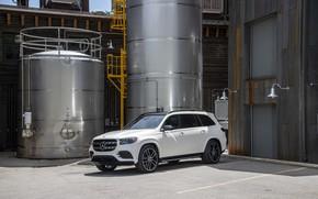 Picture Mercedec, Gls, Mercedes-Benz 2020 GLS 580 4MATIC
