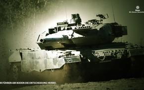 Picture Leopard, Tank, Leopard