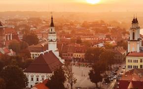 Picture the city, Lithuania, Kaunas